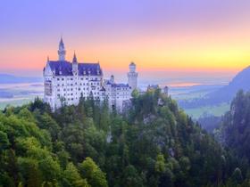 ทัวร์ยุโรป เยอรมัน เช็ค ออสเตรีย 8 วัน 5 คืน ปราสาทนอยชวานสไตน์  ฮัลสตัท  บิน EY เยอรมัน เช็ค ออสเตรีย