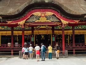 ทัวร์ญี่ปุ่น ฟุกุโอกะ 5 วัน 3 คืน หมู่บ้านยุฟุอิน บ่อน้ำแร่นรกจิโกกุเมกุริ  บิน TG ฟุกุโอกะ เที่ยววันหยุด วิสาขบูชา