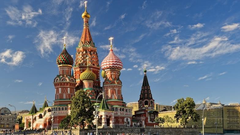 ทัวร์รัสเซีย มอสโคว์ 8 วัน 5 คืน เนินเขาสแปร์โรว์ สถานีรถไฟใต้ดินมอสโคว์ บิน Etihad Airways