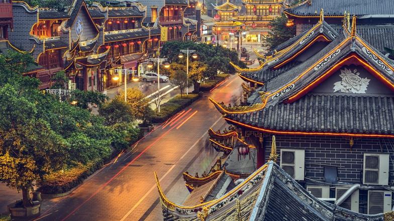 ทัวร์จีน เจิ้งโจว ไคเฟิง ลั่วหยาง  6 วัน 5 คืน  สุสานจิ๋นซีฮ่องเต้ วัดเส้าหลิน บิน  China Southern Airlines