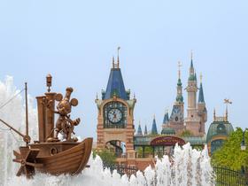 ทัวร์จีน เซี่ยงไฮ้ อู๋ซี  6 วัน 4 คืน  สวนสนุก Disneyland บิน XJ เซี่ยงไฮ้ +หลายเมือง ทัวร์ราคาสุดคุ้ม