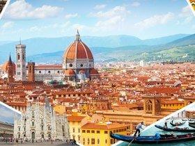 ทัวร์อิตาลี ตอนเหนือ เมืองมิลาน เกาะเวนิส  8 วัน 5 คืน หอเอนปิซ่า  มหาวิหารแห่งเมืองมิลาน  บิน QR    อิตาลี ทัวร์ยุโรป ยอดนิยม ทัวร์ราคาสุดคุ้ม