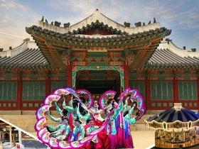 ทัวร์เกาหลี กรุงโซล 5 วัน 3 คืน  LOTTE WORLD  สกีโดม ONE MOUNT  บิน  XJ กรุงโซล วันอาสาฬหบูชา / วันเข้าพรรษา ทัวร์เกาหลี ราคาถูก