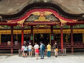 ทัวร์ญี่ปุ่น ฟุคุโอกะ คิวชู  5 วัน  3คืน  ชมบ่อน้ำจิโงคุเมงุริ อะตอมมิคบอมบ์ สวนสันติภาพ บิน TG  ฟุกุโอกะ ทัวร์ญี่ปุ่น ราคาถูก ทัวร์ วันแม่
