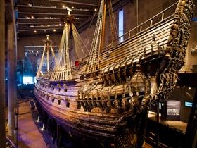 ทัวร์ยุโรป สวีเดน นอร์เวย์ เดนมาร์ก  8 วัน 5 คืน พิพิธภัณฑ์เรือรบโบราณวาซาร์ ล่องเรือสำราญ DFDS บิน QR สวีเดน นอร์เวย์ เดนมาร์ก
