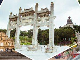 ทัวร์ฮ่องกง เซิ่นเจิ้น จูไห่ มาเก๊า 4 วัน 3 คืน วัดแชกงหมิว เดอะเวเนเชี่ยน บิน HX ฮ่องกง +หลายเมือง วันหยุดเทศกาล เฉลิมพระชนมพรรษารัฐกาลที่ 10 วันอาสาฬหบูชา / วันเข้าพรรษา