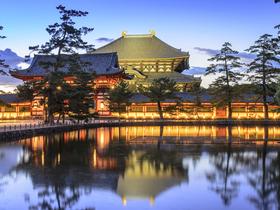 ทัวร์ญี่ปุ่น นาโกย่า โอซาก้า 5 วัน 2 คืน  วัดคิโยมิสึ  ศาลเจ้าฟูชิมิอินาริ  บิน TG โอซาก้า นาโกย่า วันหยุดเทศกาล เฉลิมพระชนมพรรษารัฐกาลที่ 10 วันอาสาฬหบูชา / วันเข้าพรรษา