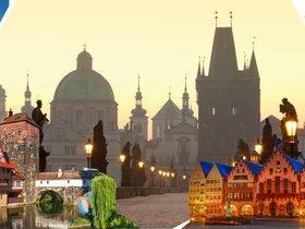 ทัวร์ยุโรปตะวันออก เยอรมัน เช็ค ออสเตรีย  8วัน 5 คืน ชมปราสาทนอยชวานชไตน์ เข้าชมปราสาทปราก บิน EY  เยอรมัน เช็ค ออสเตรีย  ทัวร์ยุโรปราคาถูก ทัวร์ยุโรปตะวันออก ออสเตรีย ฮังการี เช็ก สโลวาเกีย ทัวร์ราคาสุดคุ้ม