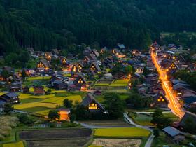 ทัวร์ญี่ปุ่น โอซาก้า โตเกียว 5 วัน 4 คืน หมู่บ้านชิราคาวาโกะ ปราสาทมัตสึโมโต้  บิน TZ   โอซาก้า โตเกียว วันที่ 13 ตุลาคม เนื่องในวันคล้ายวันสวรรคต พระบาทสมเด็จพระปรมินทรมหาภูมิพลอดุลยเดช วันอาสาฬหบูชา / วันเข้าพรรษา ทัวร์ญี่ปุ่น ราคาถูก ทัวร์ราคาสุดคุ้ม