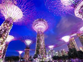 ทัวร์สิงคโปร์ 4 วัน 3 คืน Universal Studio of Singapore การ์เด้นบายเดอะเบย์ เกาะเซ็นโตซ่า บิน SQ  สิงคโปร์ ทัวร์ วันแม่ ทัวร์ Premium ทัวร์ราคาสุดคุ้ม