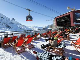 ทัวร์สวิตเซอร์แลนด์  7 วัน 4 คืน  นั่งกระเช้าขึ้นยอดเขาทิทลิส น้ำตกไรน์  บิน TG สวิส ทัวร์ต้อนรับเทศกาลวันพ่อ ทัวร์สวิตเซอร์แลนด์