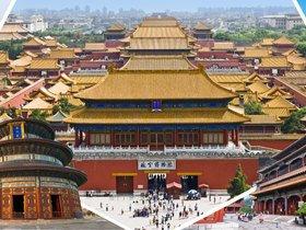 ทัวร์จีน ปักกิ่ง 5 วัน 3 คืน กำแพงเมืองจีนด่านจวียงกวน สวนผลไม้ บิน  CA ปักกิ่ง  วันหยุดเทศกาล เฉลิมพระชนมพรรษารัฐกาลที่ 10 วันอาสาฬหบูชา / วันเข้าพรรษา ทัวร์ วันแม่