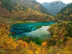 ทัวร์จีน เฉินตู จิ่วจ้ายโกว 6 วัน 5 คืน  อุทยานแห่งชาติจิ่วจ้ายโกว อุทยานโหมวหนีโกว บิน MU เฉินตู จิ่วจ้ายโกว +หลายเมือง วันที่ 13 ตุลาคม เนื่องในวันคล้ายวันสวรรคต พระบาทสมเด็จพระปรมินทรมหาภูมิพลอดุลยเดช