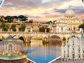 ทัวร์อิตาลี ปิซ่า เมสเตร้ เกาะเวนิส 7 วัน 4 คืน  เกาะเวนิส มหาวิหารเซนต์ปีเตอร์  บิน EK อิตาลี วันที่ 13 ตุลาคม เนื่องในวันคล้ายวันสวรรคต พระบาทสมเด็จพระปรมินทรมหาภูมิพลอดุลยเดช ทัวร์ราคาสุดคุ้ม
