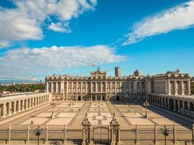 ทัวร์โปรตุเกส สเปน 10 วัน 7 คืน พระราชวังหลวง สนามฟุตบอลคัมป์นู บิน EK สเปน โปรตุเกส วันที่ 13 ตุลาคม เนื่องในวันคล้ายวันสวรรคต พระบาทสมเด็จพระปรมินทรมหาภูมิพลอดุลยเดช วันหยุดเทศกาล เฉลิมพระชนมพรรษารัฐกาลที่ 10 วันอาสาฬหบูชา / วันเข้าพรรษา เที่ยววันหยุด ปิยมหาราช