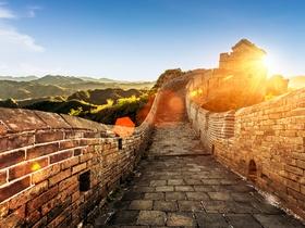 ทัวร์จีน ปักกิ่ง 5 วัน 3 คืน กำแพงเมืองจีน  เมืองโบราณกู๋เป่ย์ บิน TG ปักกิ่ง