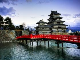 ทัวร์ญี่ปุ่น โตเกียว 5 วัน 4 คืน ปราสาทมัตสึโมโต้มังซะ สวนหินโอนิโอชิดาชิ บิน NH โตเกียว