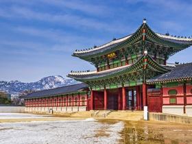 ทัวร์เกาหลี กรุงโซล อินชอน 5 วัน 3 คืน สวนสนุกเอเวอร์แลนด์ พระราชวังเคียงบ็อค บิน TG กรุงโซล ทัวร์ วันแม่