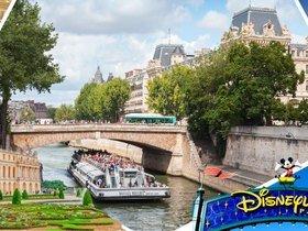 ทัวร์ฝรั่งเศส ปารีส 7 วัน 4 คืน  พระราชวังแวร์ซายส์ หอไอเฟล บิน QR ฝรั่งเศส ทัวร์ยุโรปราคาถูก