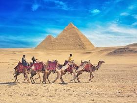 ทัวร์อียิปต์ ไคโร 4 วัน 1 คืน พิพิธภัณฑ์ไคโร ปิรามิดขั้นบันได บิน MS อียิปต์ ทัวร์ วันแม่