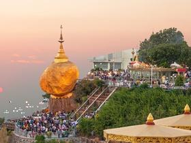 ทัวร์พม่า ย่างกุ้ง หงสา  3  วัน 2 คืน พระธาตุอินทร์แขวน  พระเจดีย์ชเวมอดอว์  บิน FD ย่างกุ้ง หงสา  วันที่ 13 ตุลาคม เนื่องในวันคล้ายวันสวรรคต พระบาทสมเด็จพระปรมินทรมหาภูมิพลอดุลยเดช วันหยุดเทศกาล เฉลิมพระชนมพรรษารัฐกาลที่ 10 วันอาสาฬหบูชา / วันเข้าพรรษา ทัวร์ วันแม่ ทัวร์ราคาสุดคุ้ม