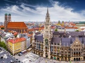 ทัวร์เยอรมนี มิวนิค นูเรมเบิร์ก แฟรงก์เฟริต 7 วัน 4 คืน ปราสาทไฮเดลเบิร์ก นอยชวานสไตน์ บิน EK เยอรมัน วันที่ 13 ตุลาคม เนื่องในวันคล้ายวันสวรรคต พระบาทสมเด็จพระปรมินทรมหาภูมิพลอดุลยเดช วันอาสาฬหบูชา / วันเข้าพรรษา ทัวร์ราคาสุดคุ้ม