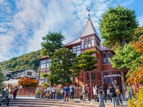 ทัวร์ญี่ปุ่น โอซาก้า เกียวโต 5  วัน 3 คืน ปราสาทฮิเมจิ ชมวิวยอดเขาร๊อคโกะ บิน XJ  โอซาก้า เกียวโต วันหยุดเทศกาล เฉลิมพระชนมพรรษารัฐกาลที่ 10 ทัวร์ วันแม่ ทัวร์ราคาสุดคุ้ม