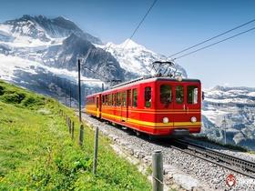 ทัวร์ยุโรปตะวันตก สวิตเซอร์แลนด์ ฝรั่งเศส 8 วัน 5 คืน  นั่งรถไฟสู่ยอดเขาจุงเฟรา พระราชวังแวร์ซายส์  บิน TG อิตาลี สวิส ฝรั่งเศส ทัวร์ยุโรป ยอดนิยม ทัวร์ยุโรป อิตาลี สวิส ฝรั่งเศส
