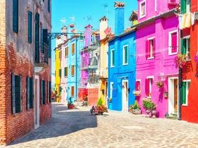 ทัวร์อิตาลี เมืองมิลาน  เมืองเวโรน่า เกาะเวนิส ฟลอเรนซ์ 7 วัน 4 คืน เกาะบูราโน  บิน EK  อิตาลี ทัวร์ยุโรป อิตาลี สวิส ฝรั่งเศส ทัวร์ราคาสุดคุ้ม