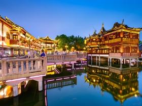 ทัวร์จีน เซี่ยงไฮ้ หังโจว อู๋ซี นานกิง 4 วัน 3 คืน ลอดอุโมงค์เลเซอร์  ล่องทะเลสาบซีหู  บิน XW  เซี่ยงไฮ้ +หลายเมือง Top seller ทัวร์ราคาสุดคุ้ม
