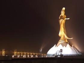 ทัวร์มาเก๊า จูไห่ 3 วัน 2 คืน  พระราชวังหยวนหมิงหยวน มาเก๊าทาวเวอร์ บิน FD มาเก๊า จูไห่