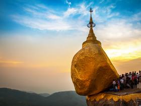 ทัวร์พม่า ย่างกุ้ง หงสา 3 วัน 2 คืน พระธาตุอินทร์แขวน พระมหาเจดีย์ชเวดากอง บิน FD ย่างกุ้ง หงสา วันที่ 13 ตุลาคม เนื่องในวันคล้ายวันสวรรคต พระบาทสมเด็จพระปรมินทรมหาภูมิพลอดุลยเดช วันหยุดเทศกาล เฉลิมพระชนมพรรษารัฐกาลที่ 10 เที่ยววันหยุด ปิยมหาราช