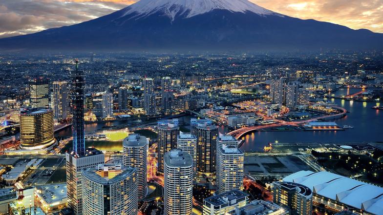 ทัวร์ญี่ปุ่น โตเกียว 5 วัน3 คืน ภูเขาไฟฟูจิชั้น5 ขึ้นกระเช้าคาจิคาจิ บิน นกสกู๊ต