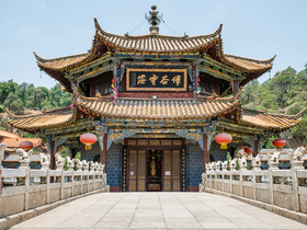 ทัวร์จีน คุณหมิง ต้าหลี่ ลี่เจียง แชงกรีล่า 6 วัน 5 คืน  หุบเขาพระจันทร์สีน้ำเงิน(รวมกระเช้า   บิน  TG  คุนหมิง ทัวร์จีน ยอดนิยม