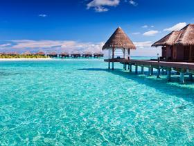 ทัวร์มัลดีฟส์  3  วัน 2 คืน  พักที่ Meeru Island Resort & Spa  บิน FD มัลดีฟส์