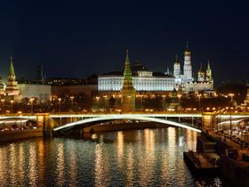 ทัวร์รัสเซีย มอสโคว์ ปีเตอร์ฮอฟ 7 วัน 5 คืน ล่องเรือแม่น้ำมอสโคว์ วิหารเซนต์ซาเวียร์ บิน TG มอสโคว์