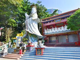 ทัวร์จีน ฮ่องกง เซิ้นเจิ้น จูไห่ 3 วัน 2 คืน ขอพรวัดดังที่ฮ่องกง วัดแชกงหมิวและแม่กวนอิม  ณ หาดรีพลัสเบย์ บิน EK  ฮ่องกง +หลายเมือง ทัวร์ฮ่องกง ราคาถูก ทัวร์ฮ่องกง ช้อปปิ้ง