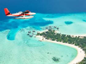 ทัวร์มัลดีฟส์  4 วัน 2 คืน  ดำน้ำดูปะการัง  ล่องเรือชมพระอาทิตย์ บิน UL  มัลดีฟส์