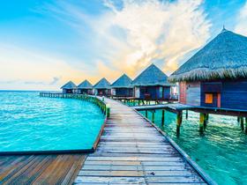 ทัวร์มัลดีฟส์ 3 วัน 2 คืน Meeru Island Resort & Spa บิน FD มัลดีฟส์