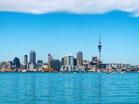 ทัวร์นิวซีแลนด์ อ๊อคแลนด์ โรโตรัว เทาโป เนเปียร์  7 วัน 4 คืน ล่องเรือทะเลสาบโรโตรัวเลคแลนด์ควีนส์  หอคอยสกาย ทาวเวอร์  บิน SQ  นิวซีแลนด์