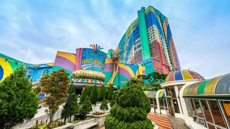 ทัวร์มาเลเซีย กัวลาลัมเปอร์  4 วัน 3 คืน คาเมร่อนไฮแลนด์  เก็นติ้งไฮแลนด์  บิน Thai Lion Air
