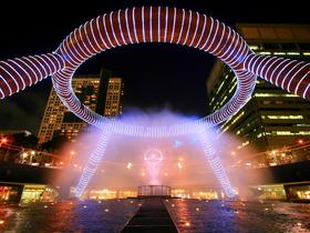 ทัวร์สิงค์โปร์  3 วัน 2 คืน วัดพระเขี้ยวแก้วย่านไชน่าทาวน์ ชมโชว์น้ำพุริมอ่าว Marina  บิน SL  สิงคโปร์ วันจักรี ทัวร์ช้อปปิ้ง