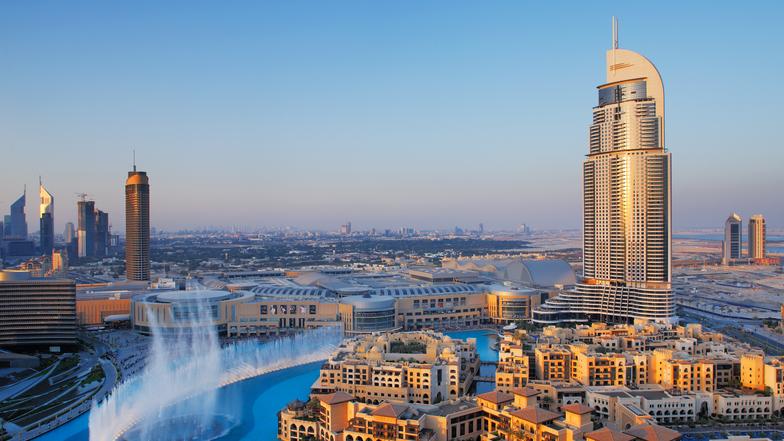 ทัวร์ดูไบ 5 วัน 3 คืน ขึ้นตึกเบอร์จคาลิฟ่า ทานข้าวในโครงการเดอะปาล์ม บิน Emirates Airline