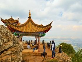 ทัวร์จีน คุนหมิง 5 วัน 4 คืน อุทยานน้ำหยก นั่งกระเช้าไฟฟ้าสู่ภูเขาหิมะมังกรหยก บิน 8L คุนหมิง