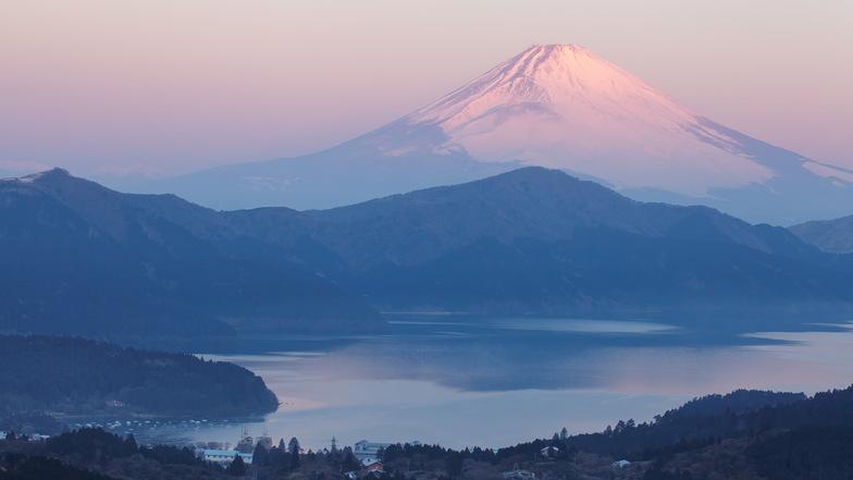 ทัวร์ญี่ปุ่น โตเกียว 5 วัน 3 คืน ภูเขาไฟฟูจิชั้น5 ล่องเรือทะเลสาบอาชิ บิน ไทยแอร์เอเชียเอกซ์