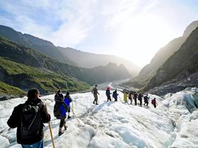 ทัวร์นิวซีแลนด์ โอ๊คแลนด์ ควีนส์ทาวน์  9 วัน 7 คืน ธารน้ำแข็งฟรานซ์โจเซฟ นั่งกระเช้าสู่ยอดเขาบ๊อบพีค บิน TG นิวซีแลนด์