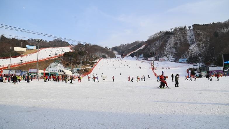 ทัวร์เกาหลี กรุงโซล 5 วัน 3 คืน สุดมันส์...ตะลุยหิมะ ลานสกีรีสอร์ท เทศกาลตกปลาน้ำแข็ง บิน ไทยแอร์เอเชียเอกซ์