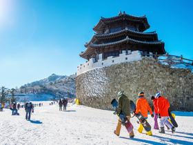 ทัวร์เกาหลี กรุงโซล 4 วัน 3 คืน เทศกาลตกปลาน้ำแข็ง สวนสนุก LOTTE WORLD  บิน XJ กรุงโซล ทัวร์เกาหลี ราคาถูก