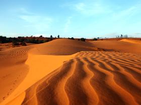 ทัวร์เวียดนาม โฮจิมินห์ 4 วัน 3 คืน ตะลุยทะเลทราย ลำธารนางฟ้า FAIRYSTREAM บิน FD โฮจิมินห์