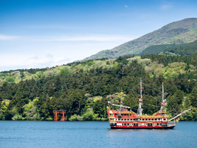 ทัวร์ญี่ปุ่น โตเกียว 5 วัน 3 คืน สวนไคราคุเอน ล่องเรือโจรสลัด ทะเลสาบอาชิ  บิน XJ โตเกียว